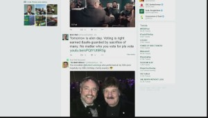 Twitter chatter could make a difference for Saskatchewan election